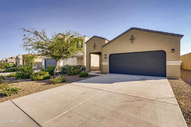 4715 E Argentite Street, Queen Creek, AZ 85143 (MLS #6292080) :: My Home Group