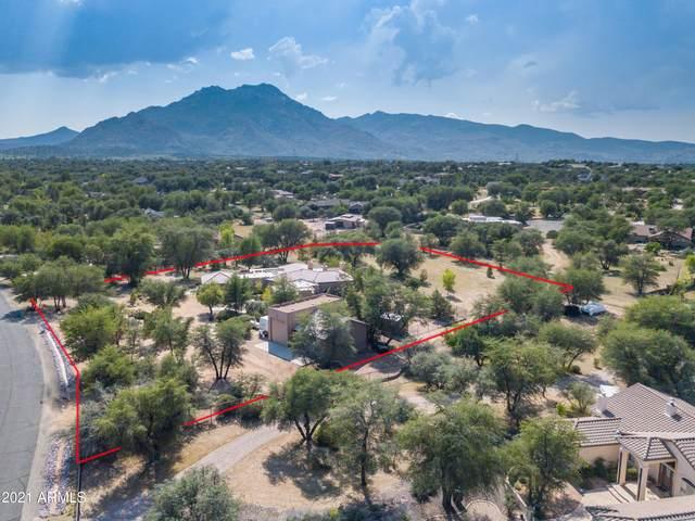 8510 N Live Oak Drive, Prescott, AZ 86305 (MLS #6292154) :: Klaus Team Real Estate Solutions