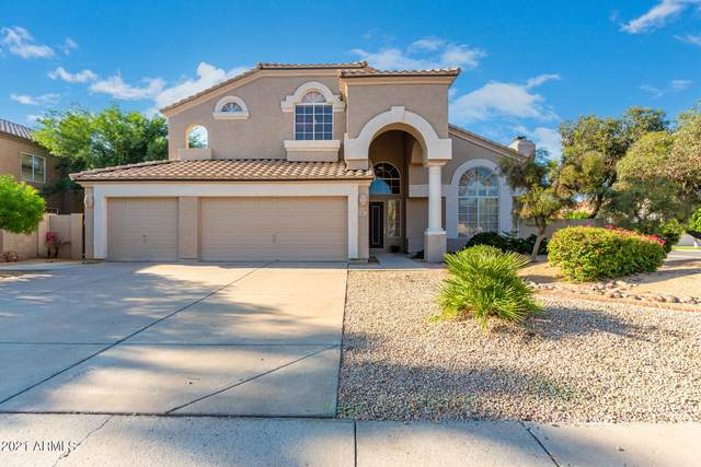 5401 E Campo Bello Drive, Scottsdale, AZ 85254 (MLS #6292163) :: Service First Realty