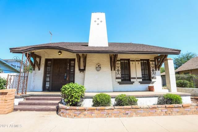 516 W Culver Street, Phoenix, AZ 85003 (MLS #6292269) :: Executive Realty Advisors