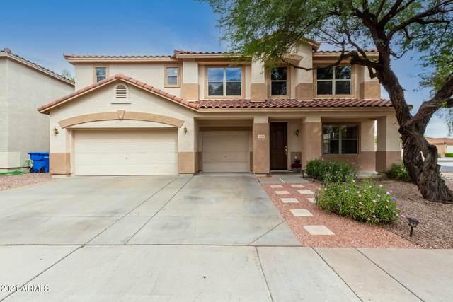 3102 W Desert Vista Trail, Phoenix, AZ 85083 (MLS #6292349) :: Elite Home Advisors