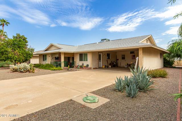 10715 W Roundelay Circle, Sun City, AZ 85351 (MLS #6292373) :: Executive Realty Advisors