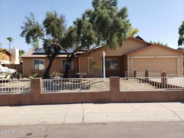 14221 N 36TH Way, Phoenix, AZ 85032 (MLS #6292490) :: The Riddle Group