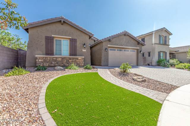 20603 E Thornton Road, Queen Creek, AZ 85142 (MLS #6292543) :: Elite Home Advisors
