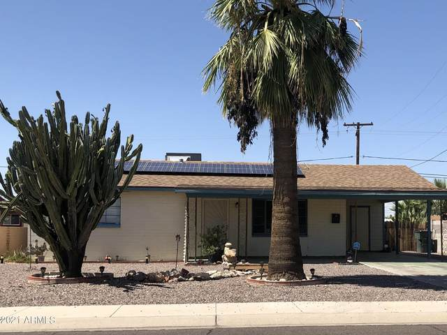 11364 N 114TH Avenue, Youngtown, AZ 85363 (MLS #6292613) :: Yost Realty Group at RE/MAX Casa Grande