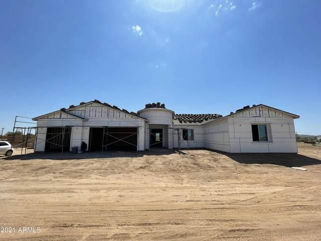 13012 S Tuthill Road, Buckeye, AZ 85326 (MLS #6292813) :: Elite Home Advisors