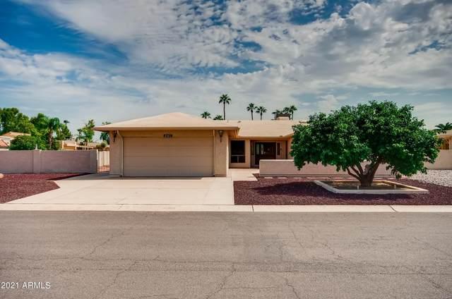 25811 S Dartford Drive, Sun Lakes, AZ 85248 (MLS #6292837) :: Zolin Group
