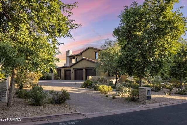 9757 E Kemper Way, Scottsdale, AZ 85255 (MLS #6292877) :: The Newman Team