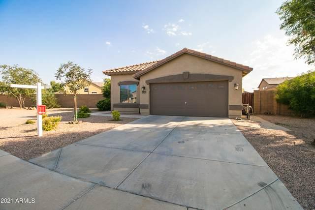 41591 W Corvalis Lane W, Maricopa, AZ 85138 (MLS #6292884) :: Yost Realty Group at RE/MAX Casa Grande