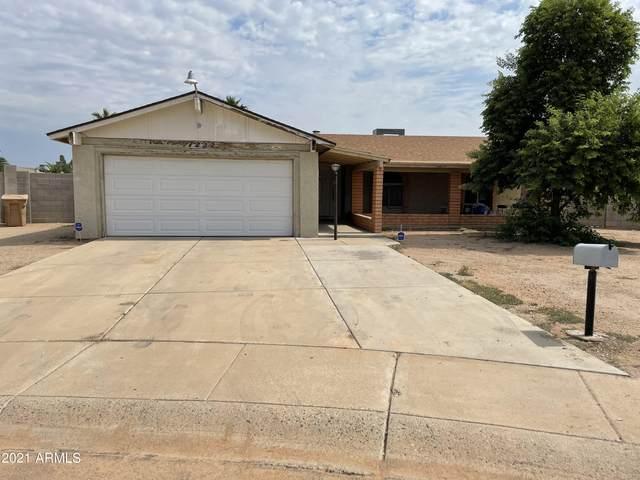 7222 W Palo Verde Avenue, Peoria, AZ 85345 (MLS #6292891) :: Yost Realty Group at RE/MAX Casa Grande