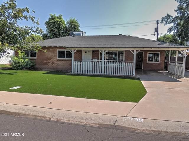 2235 N 74TH Way, Scottsdale, AZ 85257 (MLS #6292898) :: Keller Williams Realty Phoenix