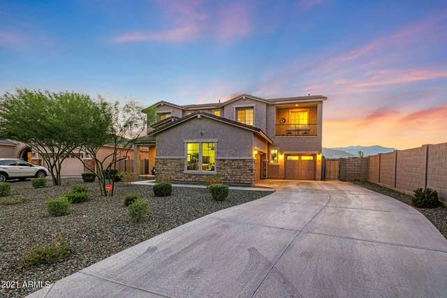 5116 N 190TH Drive, Litchfield Park, AZ 85340 (MLS #6292955) :: Hurtado Homes Group