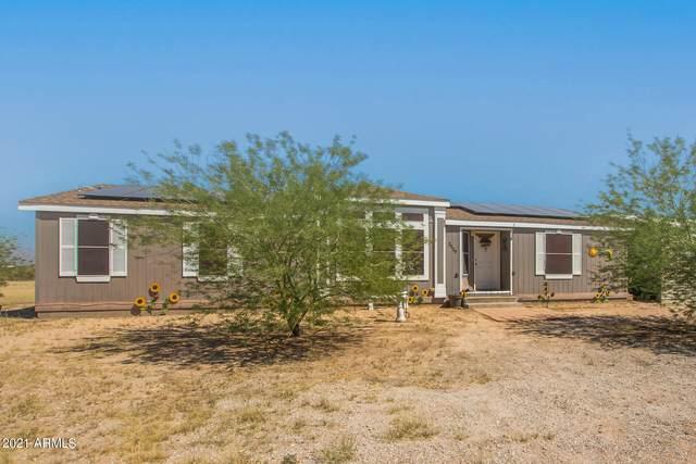 2529 S 305TH Avenue, Buckeye, AZ 85326 (MLS #6292980) :: The Riddle Group