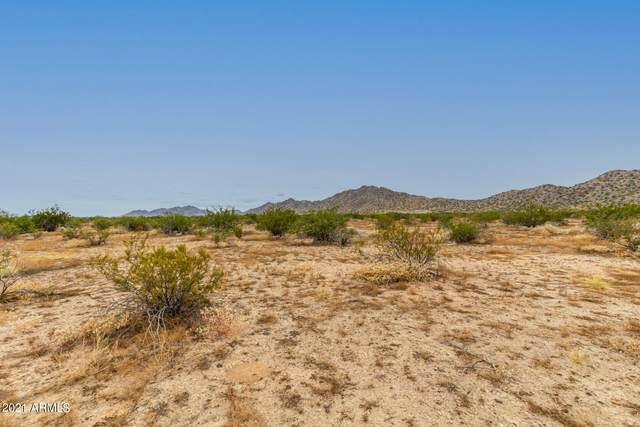 0 W Dasher Drive, Maricopa, AZ 85139 (MLS #6293106) :: The Daniel Montez Real Estate Group
