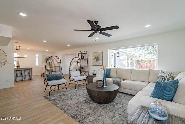 2649 N 84TH Place, Scottsdale, AZ 85257 (MLS #6293146) :: Executive Realty Advisors