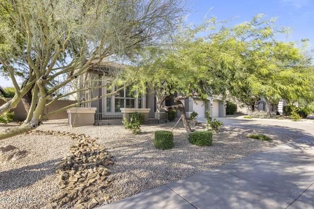 7600 E Tailfeather Drive, Scottsdale, AZ 85255 (MLS #6293173) :: Executive Realty Advisors