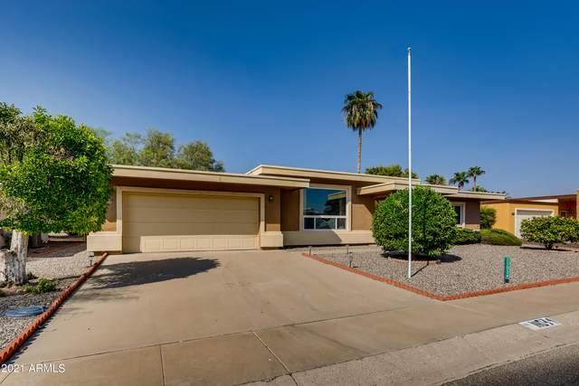 11034 W Crestbrook Drive, Sun City, AZ 85351 (MLS #6293188) :: Executive Realty Advisors