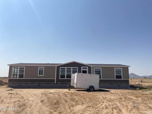 5968 N Lake Pleasant Drive, Casa Grande, AZ 85194 (MLS #6293197) :: Executive Realty Advisors