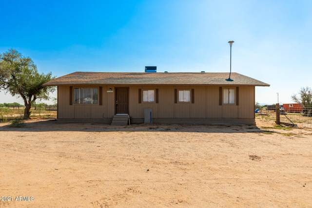 32657 W Santa Cruz Avenue, Maricopa, AZ 85138 (MLS #6293385) :: Elite Home Advisors