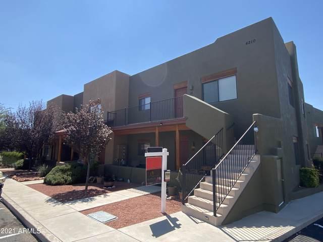 4210 N Montezuma Avenue #11, Rimrock, AZ 86335 (MLS #6293646) :: Elite Home Advisors