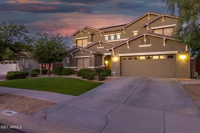 6229 S Banning Street, Gilbert, AZ 85298 (MLS #6293845) :: Yost Realty Group at RE/MAX Casa Grande