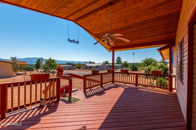 873 N Deer Creek Drive, Payson, AZ 85541 (MLS #6293897) :: Elite Home Advisors