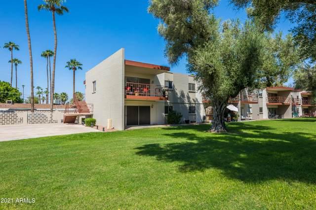 3737 E Turney Avenue #206, Phoenix, AZ 85018 (MLS #6294133) :: Keller Williams Realty Phoenix