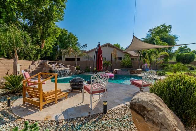 15667 W Shangri La Road, Surprise, AZ 85379 (MLS #6294134) :: Hurtado Homes Group