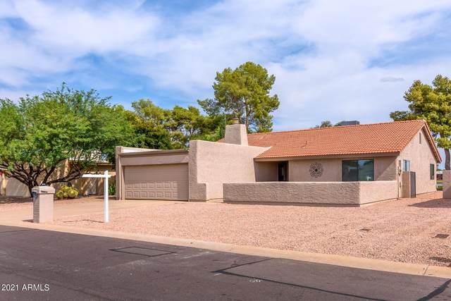 9314 E Sun Lakes Boulevard N, Sun Lakes, AZ 85248 (MLS #6294261) :: Elite Home Advisors