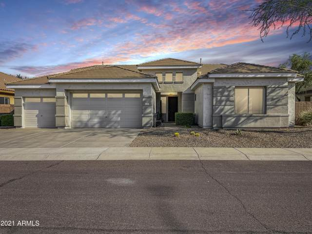 1050 E Kaibab Place, Chandler, AZ 85249 (MLS #6294598) :: Jonny West Real Estate
