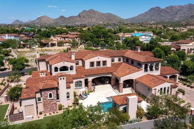 19024 N 99TH Street, Scottsdale, AZ 85255 (MLS #6294615) :: Executive Realty Advisors