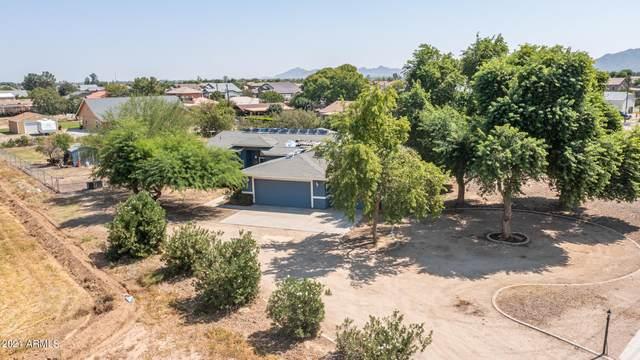 5167 S Greenfield Road, Gilbert, AZ 85298 (MLS #6294647) :: The Garcia Group