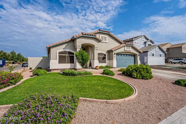 896 E Shari Street, San Tan Valley, AZ 85140 (MLS #6294674) :: Klaus Team Real Estate Solutions