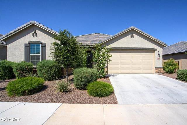 21426 W Berkeley Road, Buckeye, AZ 85396 (MLS #6294685) :: Executive Realty Advisors