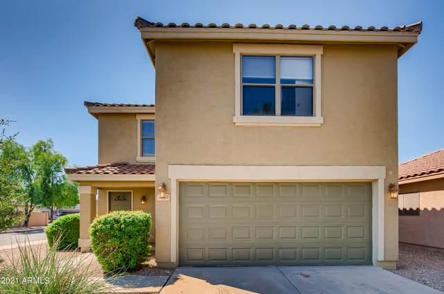 1042 S San Vincente Court, Chandler, AZ 85286 (MLS #6294883) :: Jonny West Real Estate