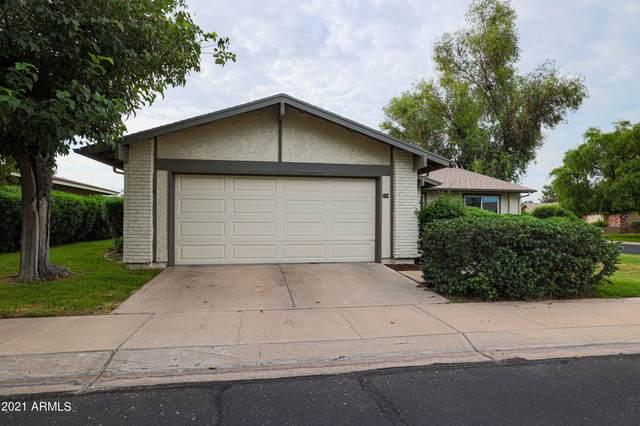 574 Leisure World, Mesa, AZ 85206 (MLS #6294919) :: The Ellens Team