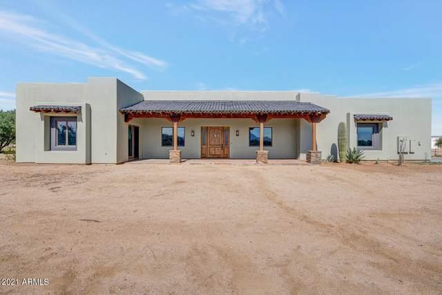 29505 N 156TH Place, Scottsdale, AZ 85262 (MLS #6294982) :: Executive Realty Advisors