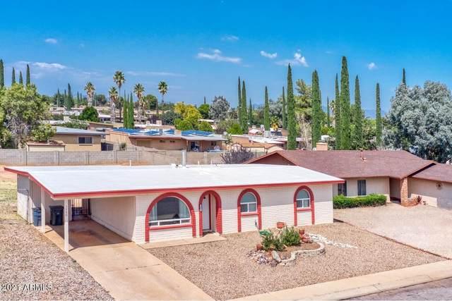 1240 Calle Estudiante, Sierra Vista, AZ 85635 (MLS #6294996) :: Elite Home Advisors