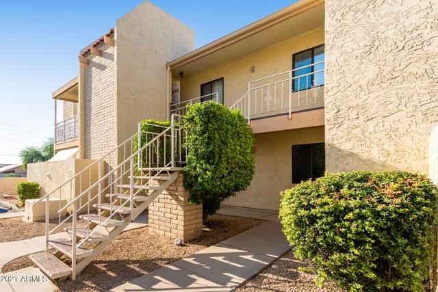 16635 N Cave Creek Road #125, Phoenix, AZ 85032 (MLS #6295038) :: Howe Realty