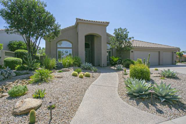 11625 E Carol Avenue, Scottsdale, AZ 85259 (MLS #6295126) :: Devor Real Estate Associates