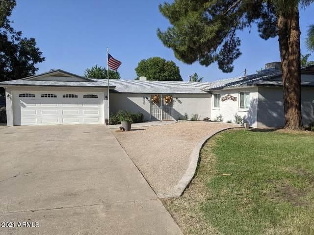 6626 W Sweetwater Avenue, Glendale, AZ 85304 (MLS #6295129) :: Executive Realty Advisors