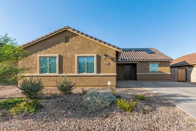 438 W Whitetail Drive, Casa Grande, AZ 85122 (MLS #6295164) :: Yost Realty Group at RE/MAX Casa Grande