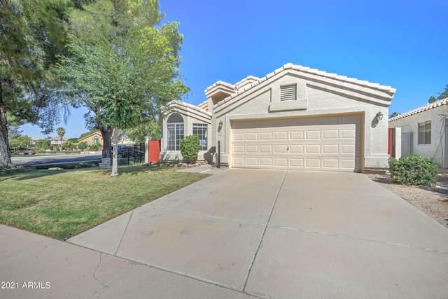 1702 E Commonwealth Circle, Chandler, AZ 85225 (MLS #6295275) :: The Daniel Montez Real Estate Group