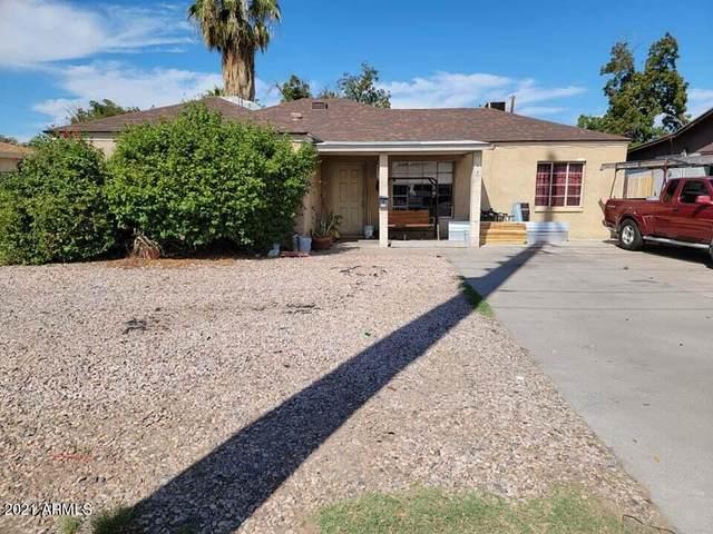 744 E University Drive, Mesa, AZ 85203 (MLS #6295382) :: Yost Realty Group at RE/MAX Casa Grande