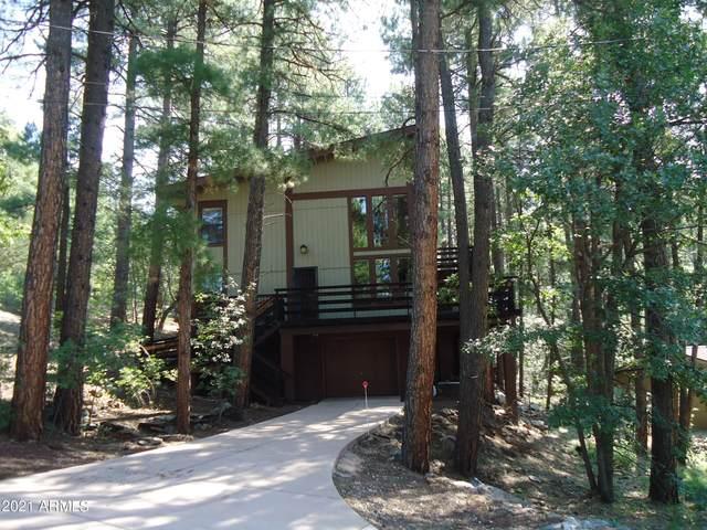 1287 E Raintree Road, Munds Park, AZ 86017 (MLS #6295488) :: Arizona 1 Real Estate Team