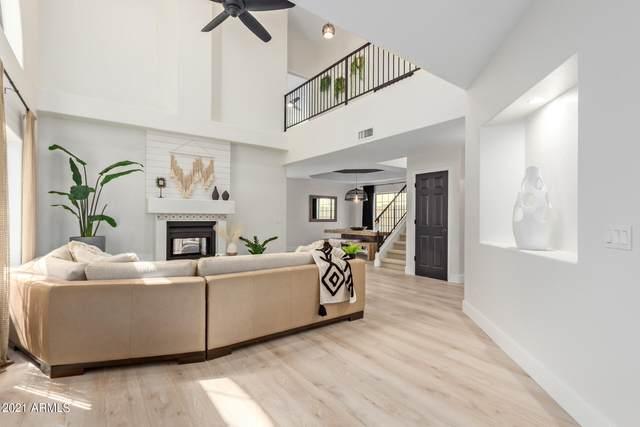 1001 E Griswold Road #20, Phoenix, AZ 85020 (MLS #6295497) :: Klaus Team Real Estate Solutions