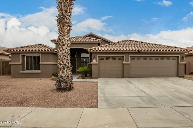8115 W Nicolet Avenue, Glendale, AZ 85303 (MLS #6295519) :: Klaus Team Real Estate Solutions