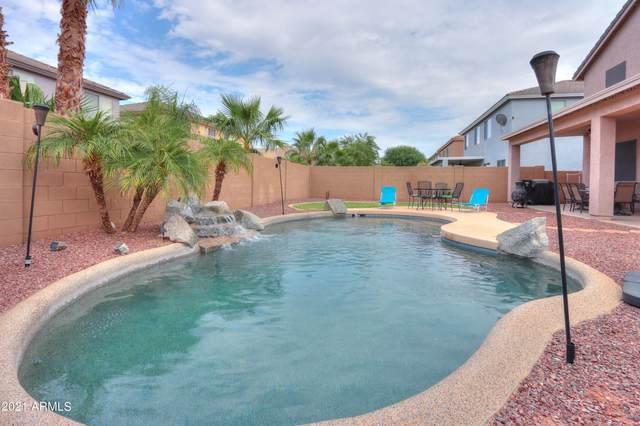 43614 W Cydnee Drive, Maricopa, AZ 85138 (MLS #6295533) :: Elite Home Advisors