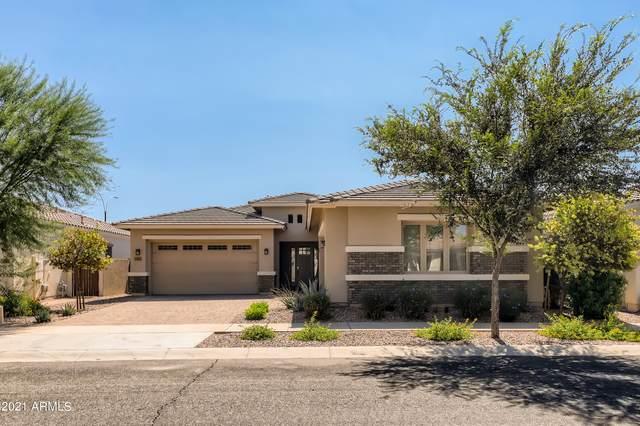 10613 E Hawk Avenue, Mesa, AZ 85212 (MLS #6295587) :: Yost Realty Group at RE/MAX Casa Grande