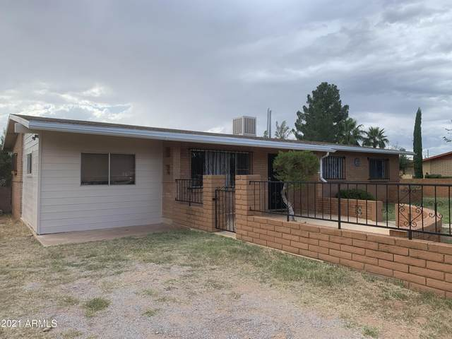 3460 S Desert Drive, Bisbee, AZ 85603 (MLS #6295849) :: Elite Home Advisors